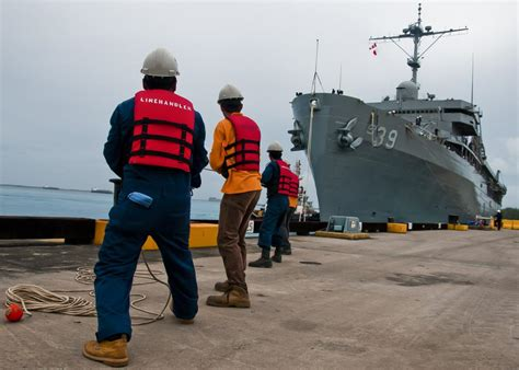 navy land dvids images uss emory s land arrives at us navy