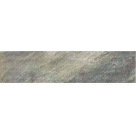 marazzi montagna dapple gray 6 in x 24 in porcelain