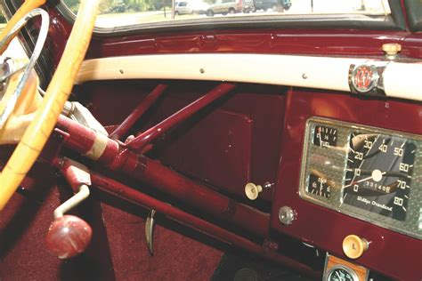 willys jeepster interior the 1949 willys overland jeepster heacock classic insurance