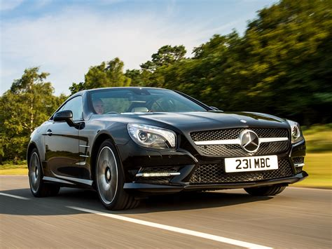 Us-spec Mercedes-benz Sl 400 Coming With 329 Hp, 27 Mpg