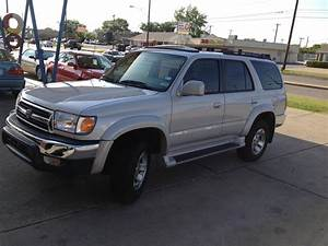 2000 Toyota 4runner - Pictures