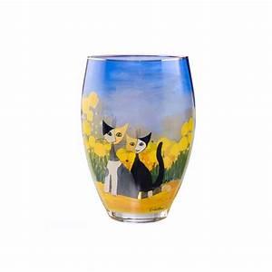 Grand Vase En Verre : grand vase en verre rosina wachtmeister primavera ~ Teatrodelosmanantiales.com Idées de Décoration