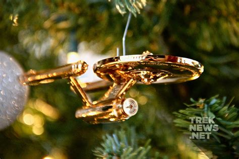review hallmark s enterprise christmas ornament