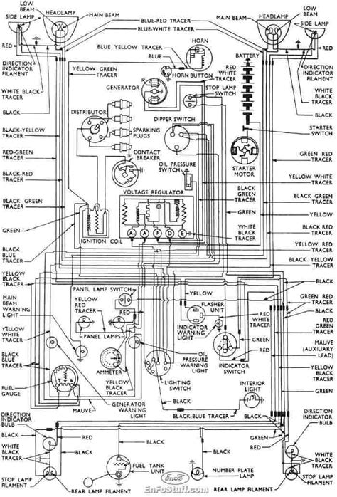 1954 Ford 600 Wiring Diagram by Ford Car Manual Pdf Diagnostic Trouble Codes