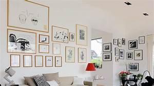 idee decoration grand mur blanc With decorer grand mur blanc