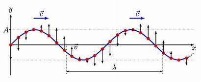 Wave Animation Electromagnetic Radiation Transverse Wellen Medium