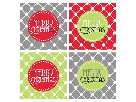 merry template free templates printable gift tags cards crafts more hgtv