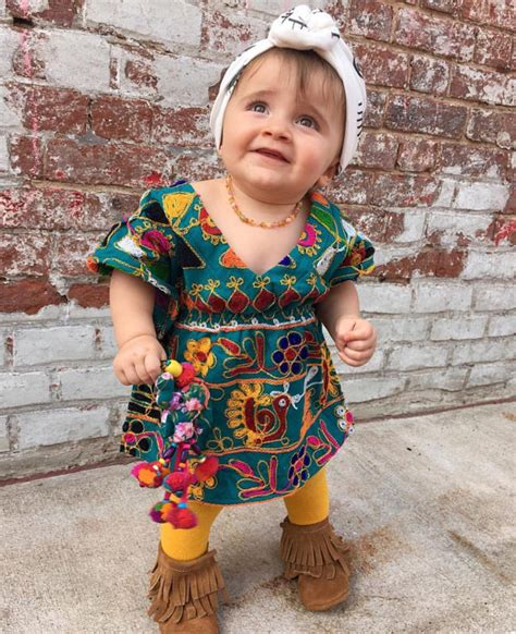 Baby Poncho Bohemian Baby Clothing Hippie Baby Toddler