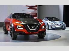 2015 Tokyo Motor Show Nissan's Concept Quartet » AutoNXT