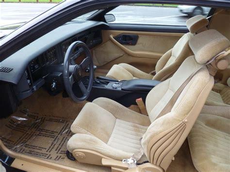 vehicle repair manual 1987 pontiac firebird interior lighting 1987 pontiac firebird trans am gta 2 door coupe 98136