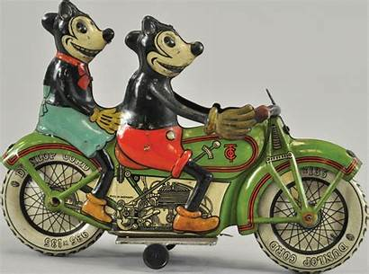 Mickey Mouse Minnie Toys Motorcycle Toy Riding
