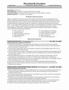 Usajobs Resume Format learnhowtoloseweight net