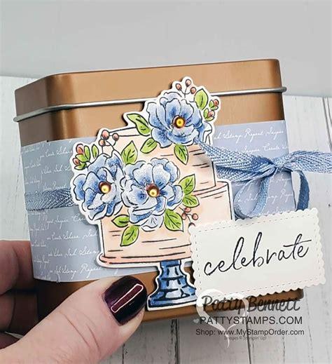 pin  cynthia collins  cards   birthday cake