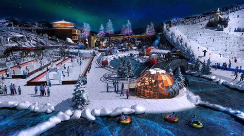 Arctic World Resort Unlimited Snow