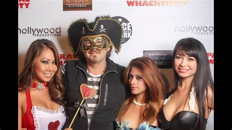 Film Producer Max Davids Red Carpet Paranormal Whacktivity