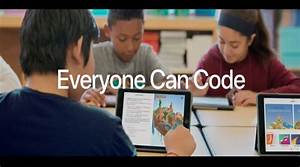 Apple Thinks QuotEveryone Can Codequot What Do You Say