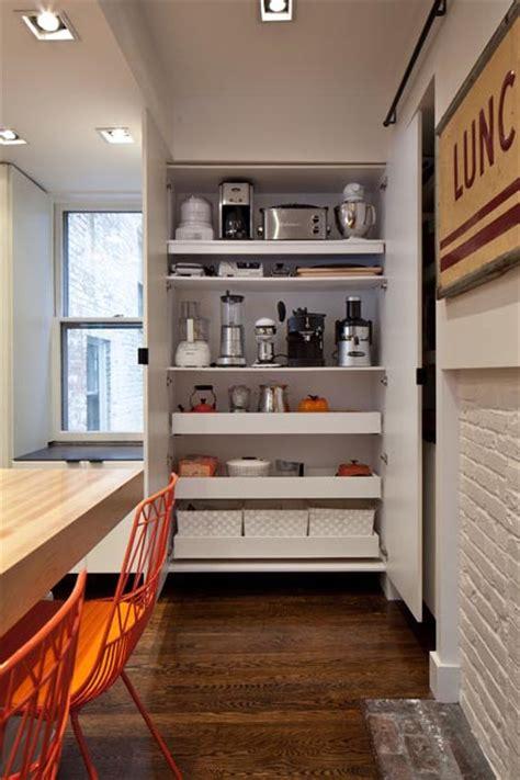 small kitchen appliance storage alles de keuken slimme keuken opbergers in de keuken 5409