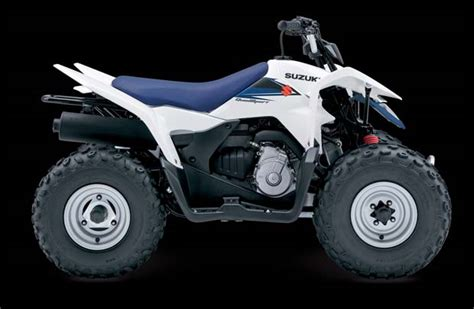 Suzuki 90 Atv by Suzuki Announces 2014 Atv Lineup Road