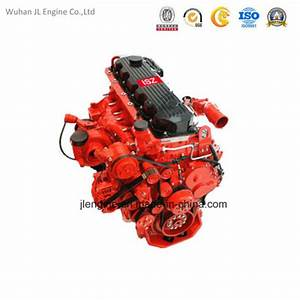 China Dcec Dongfeng Cummins Isz 13l Engine For