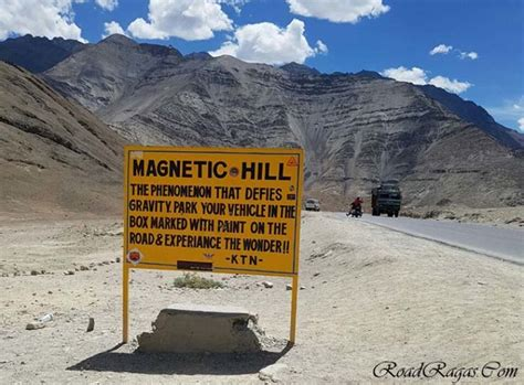 Magnetic Hill 2020, #4 top things to do in ladakh, ladakh ...