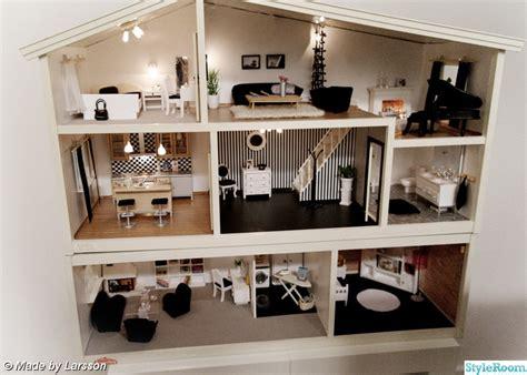 vintage animated christmas dolls projekt renovering lundby dockhus hemma hos betta o