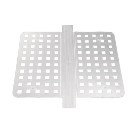 Sink Protector Mat Ikea by Mat Protector Sink Saddle Divider Clear Kitchen