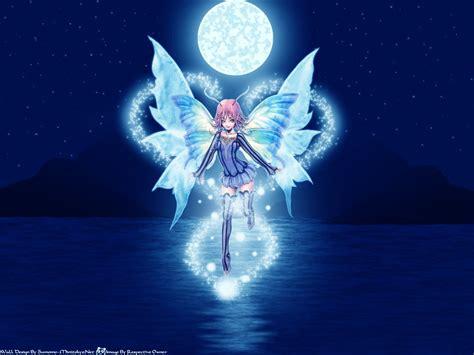Download Butterfly Anime Wallpaper 1600x1200 Wallpoper