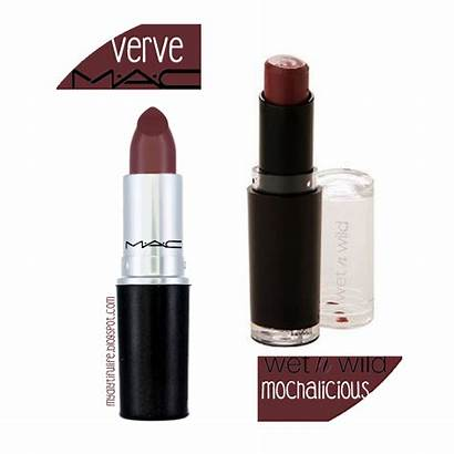Mac Verve Lipstick Wet Wild Dupes Dupe