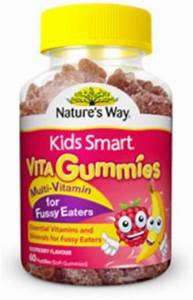Kids Smart Vita Gummies Multi-vitamin For fussy Eaters 60 ...