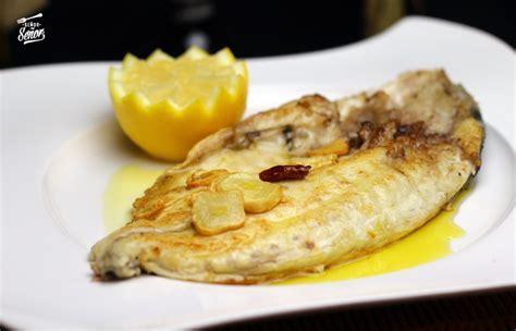 receta de dorada  la espalda receta de sergio