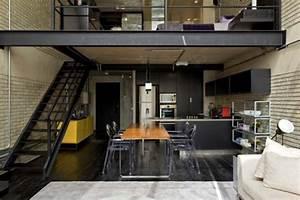 Great Modern Loft Design Tips Furniture & Home Design Ideas