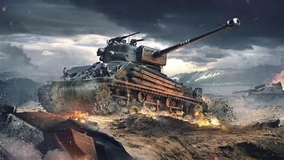 Tanks Fury Wallpapers Wot Tank Blitz Tiger