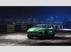 Lamborghini Urus STX Concept 2019 4K 5 Wallpaper HD Car
