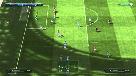 FIFA Online 3 Gameplay : Arsenal vs Manchester City - YouTube