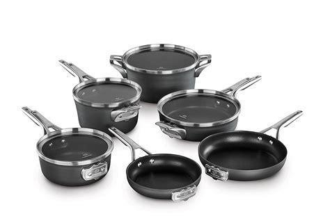 cookware calphalon nonstick saving amazon space piece premier pots pans stackable sets nesting kitchen instant
