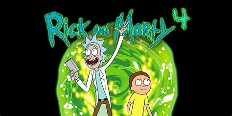 Release Date Season 4 Rick and Morty