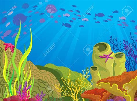 Ocean Reef Clipart