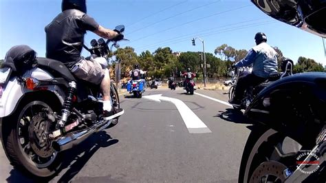 Take A Ride With The Hells Angels Mc