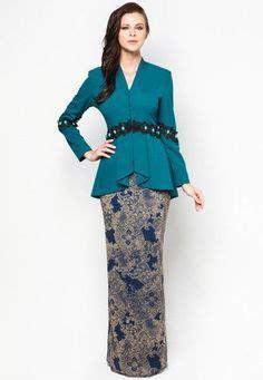 baju kurung style   pinterest kebaya
