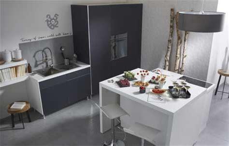 cuisine avec ilot centrale ilot centrale cuisine en image