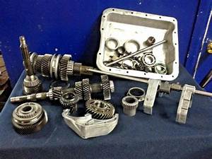 T45 Ford 5 Speed Transmission Complete Gear Set Used