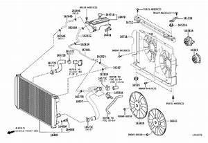 2013 Toyota Rav4 Radiator Drain Plug  Plug  Radiator Drain