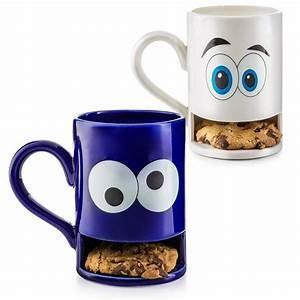 Mug à Thé : mug monsters tasse avec rangement pour biscuit ~ Teatrodelosmanantiales.com Idées de Décoration
