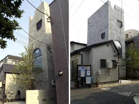 Building A Concrete Floor by ハウス タワー House Tower