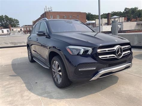 Taxes, fees (title, registration, license, document and transportation fees), manufacturer incentives and rebates are not included. New 2020 Mercedes-Benz GLE 350 4MATIC SUV | Lunar Blue Metallic 20-2651