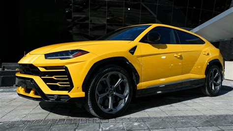 lamborghinis   suv boosts automakers sales