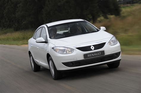 Renault South Africa by Renault Fluence South Africa New Authentique Model Adds