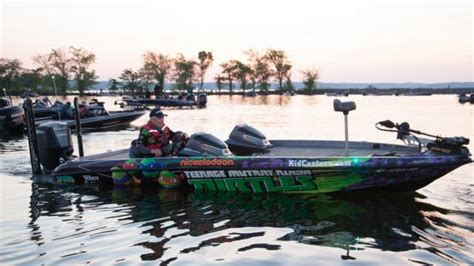 Huk Boat by Flw Fishing Joins Huk Performance Fishing Team