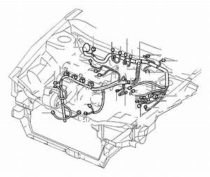 Volvo S40 Cable Harness  Cable Terminals  Diesel  Dsl