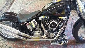 Harley Custom Bike Gebraucht : harley custom bike heritage softail evo in lampertheim ~ Kayakingforconservation.com Haus und Dekorationen